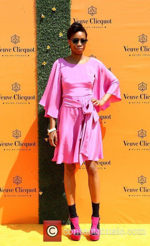 Tolula Adeyemi Veuve Clicquot Gold Cup - Polo...