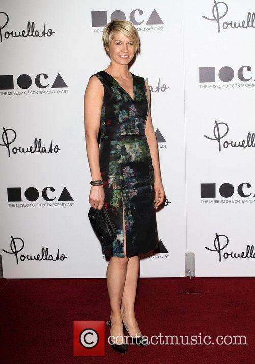 Jenna Elfman Grand opening of Pomellato Boutique benefiting...