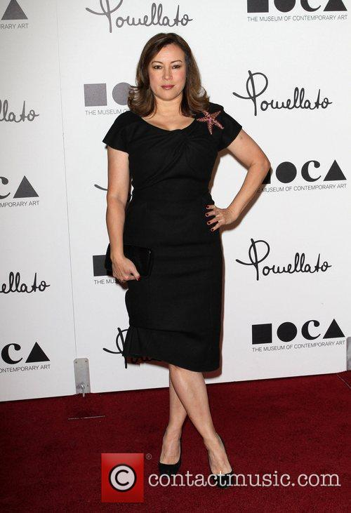 Jennifer Tilly Grand opening of Pomellato Boutique benefiting...