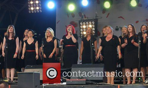 Military Wives National Poppy Appeal - 2012 launch...