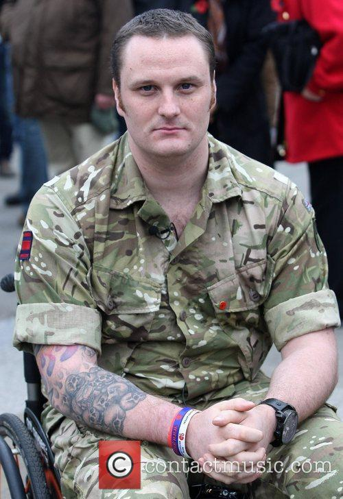 Atmosphere - Soldier National Poppy Appeal - 2012...
