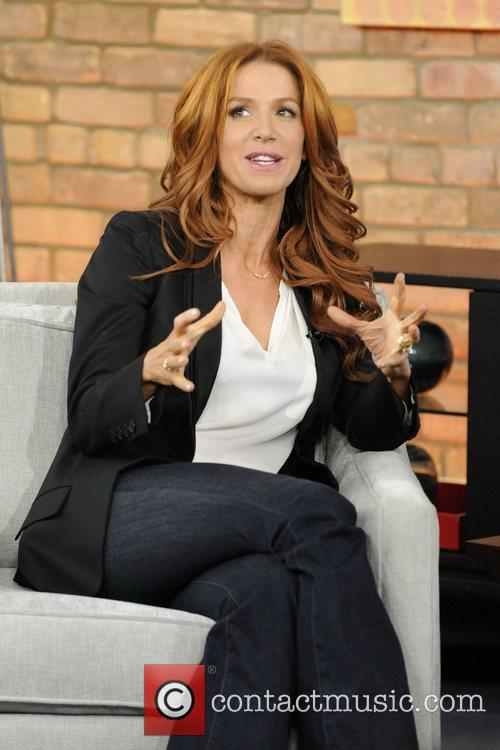 Poppy Montgomery  appears on The Marilyn Denis...