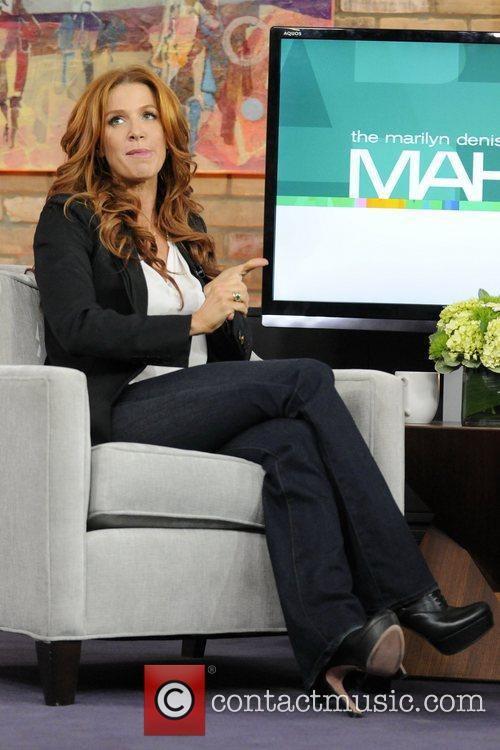 poppy montgomery appears on the marilyn denis 3682799