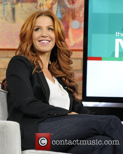 poppy montgomery appears on the marilyn denis 3682801