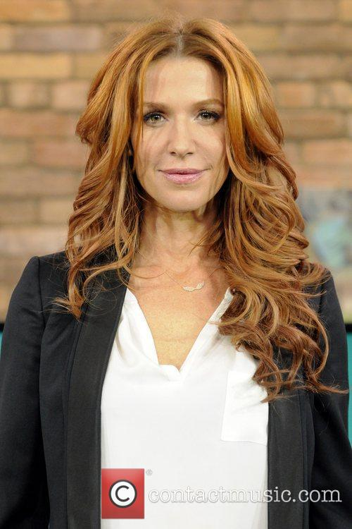 poppy montgomery appears on the marilyn denis 3682810