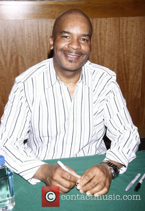 David Alan Grier CD Signing for the New...