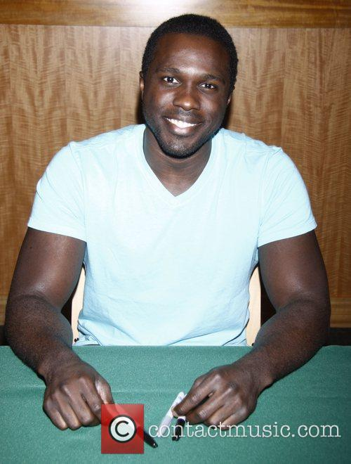 Joshua Henry CD Signing for the New Broadway...