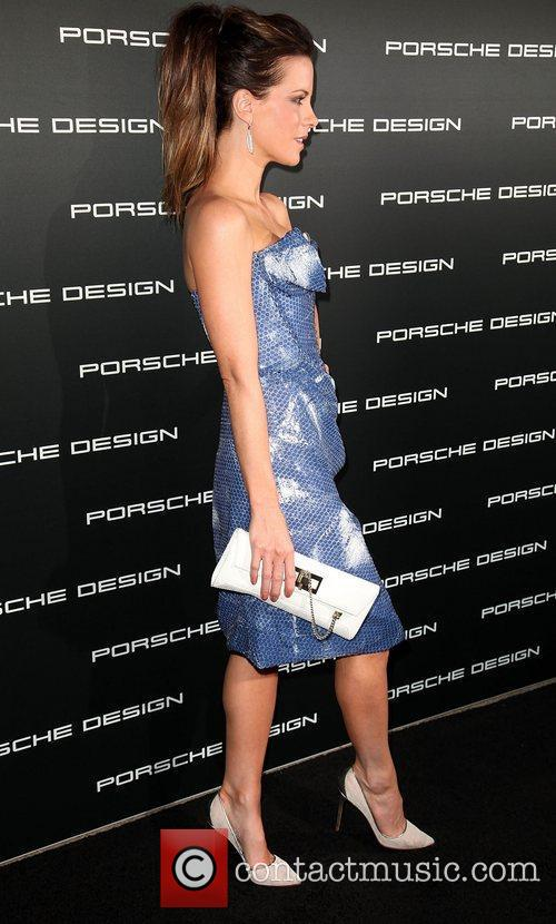 kate beckinsale porsche designs 40th anniversary event 4058683