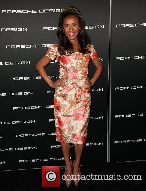 Porsche Design's 40th Anniversary Event held at a...