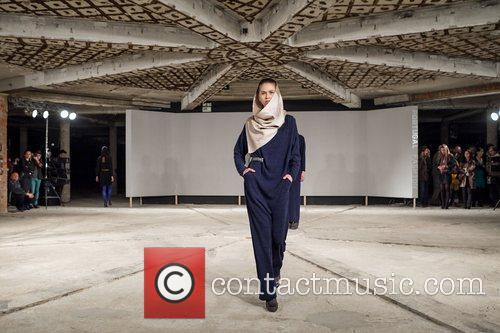 Portugal Fashion Week - Fall/Winter 2012 - Andreia...