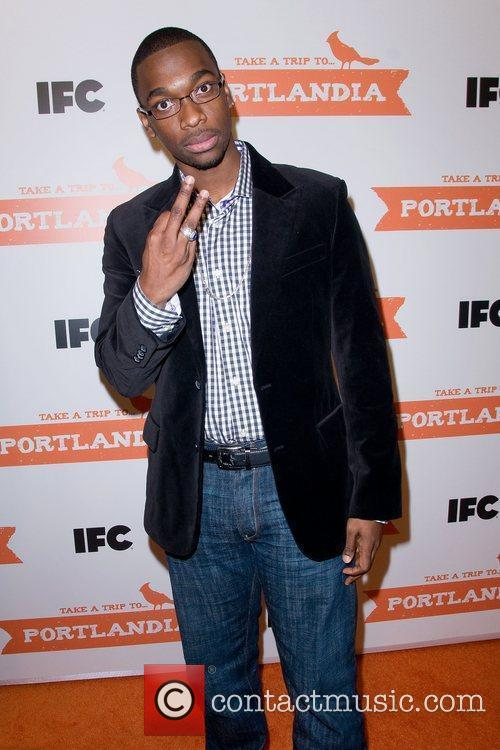Jay Pharoah The second season premiere of 'Portlandia'...