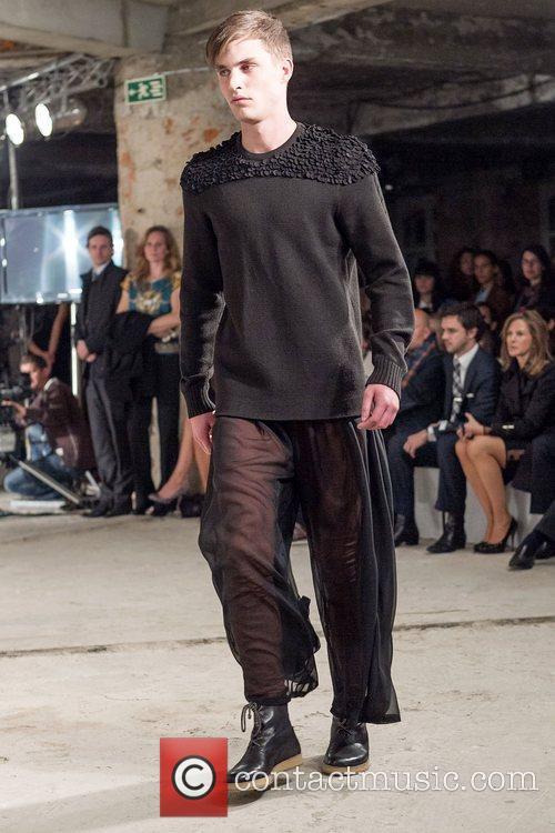Portugal Fashion Week - Fall/Winter 2012 - Hugo...