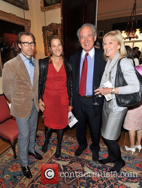 Positive View Foundation - launch party held at...