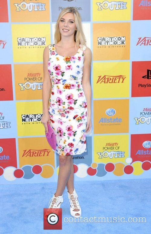 Claire Julien  Variety's Power of Youth presented...