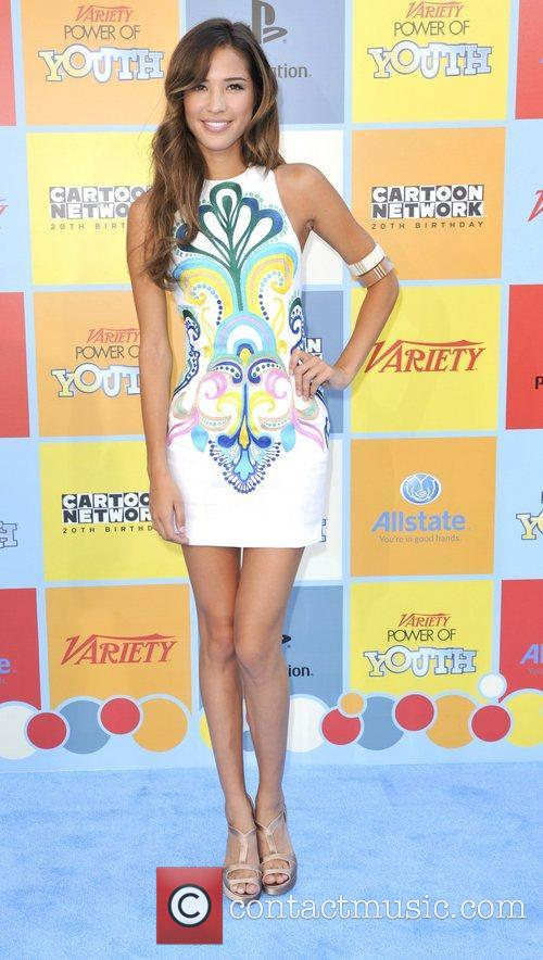Kelsey Chow  Variety's Power of Youth presented...