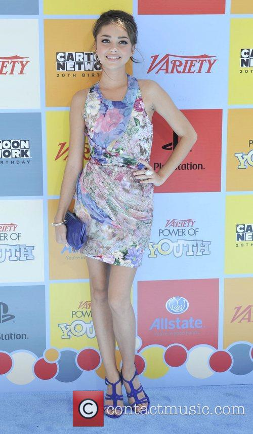 Sarah Hyland  Variety's Power of Youth presented...