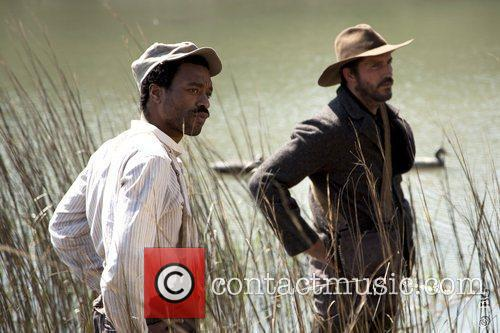 Chiwetel Ejiofor and Jim Caviezel 3
