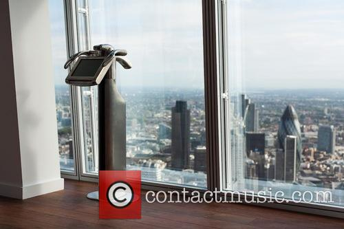 Digital telescope The View from The Shard is...