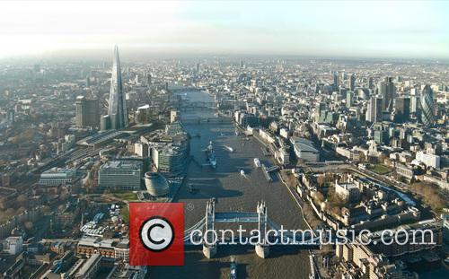 The Shard; Tower Bridge The View from The...