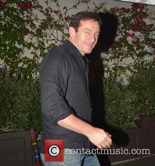 Jon Hamm Guests leave Pre Golden Globes Nominee...
