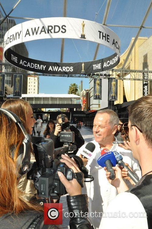 Wolfgang Puck and Academy Awards 3
