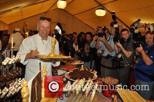 Wolfgang Puck and Academy Awards 1