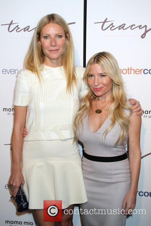 Gwyneth Paltrow and Tracy Anderson 6