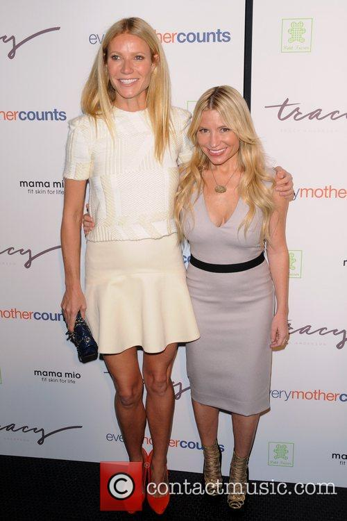 Gwyneth Paltrow and Tracy Anderson The Tracy Anderson...