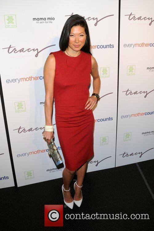 The Tracy Anderson Method Pregnancy Project launch party,...