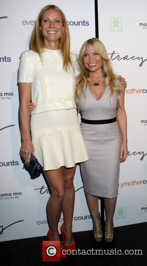 Gwyneth Paltrow and Tracy Anderson 9