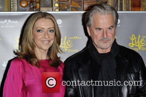 Sharon Maughn and Trevor Eve