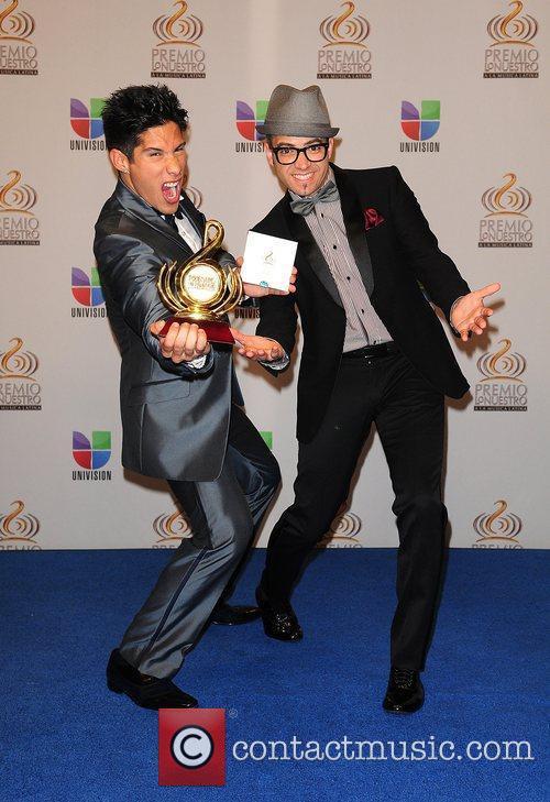 Premio Lo Nuestro a La Musica Latina at...