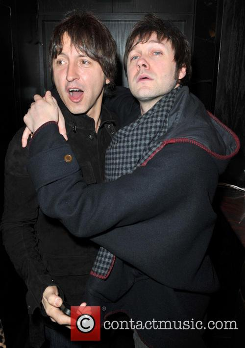 Gem Archer, Tom Meighan and Pretty Green Clothing 1