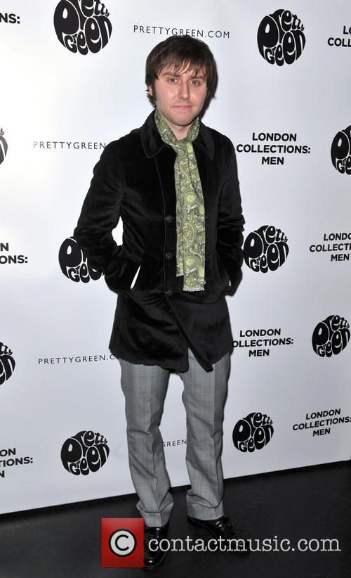 James Buckley Pretty Green Clothing Launch