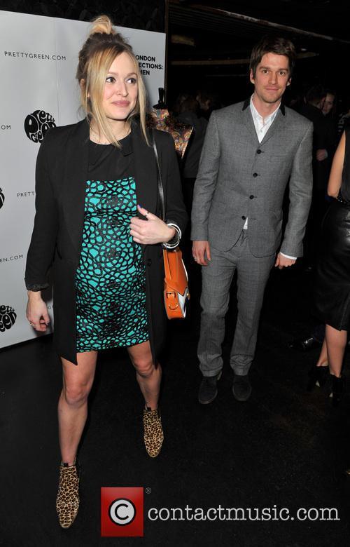 Jesse Wood, Fearne Cotton and Pretty Green London Collections 1