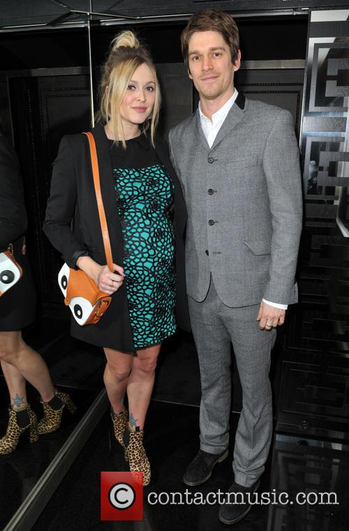 Jesse Wood, Fearne Cotton and Pretty Green London Collections 2