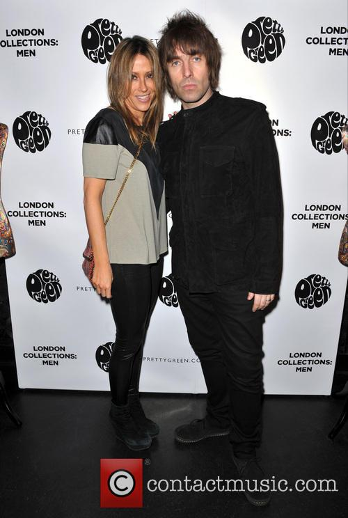 Nicole Appleton and Liam Gallagher 1