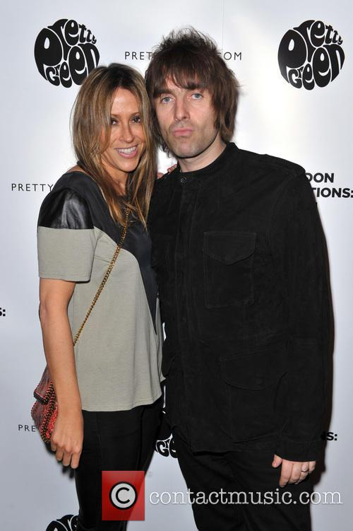 Nicole Appleton At The 2013 Pretty Green Clothing Launch