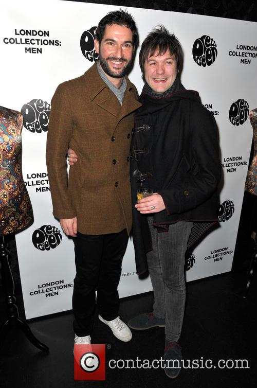 Tom Ellis and Tom Meighan 2