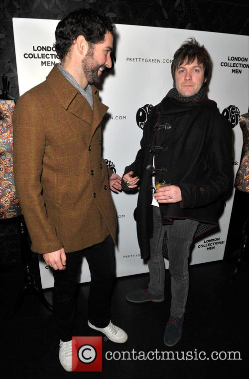 Rock stars and celebrities attend Liam Gallagher's 'Pretty...