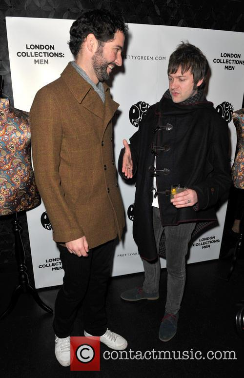 Tom Ellis and Tom Meighan 3