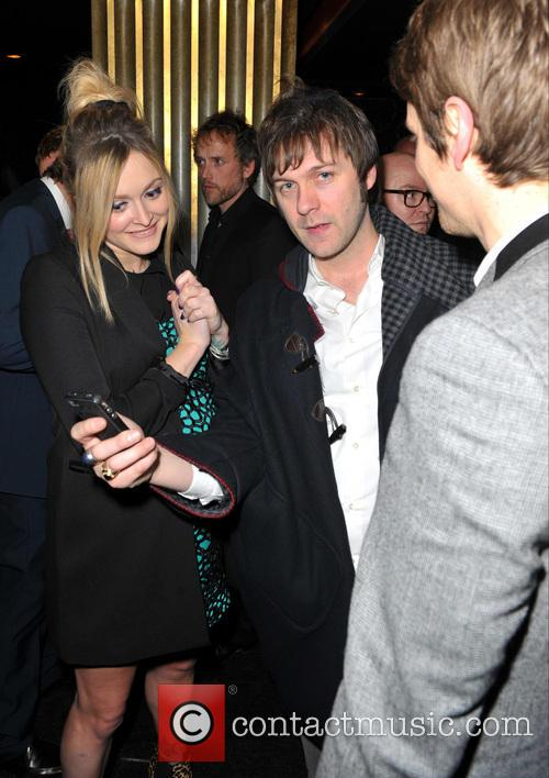 Tom Meighan and Fearne Cotton 8