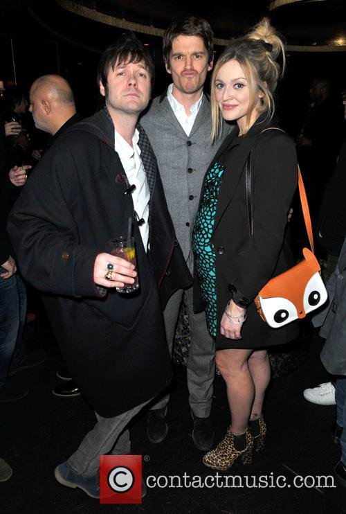 Tom Meighan, Jesse Wood and Fearne Cotton 12