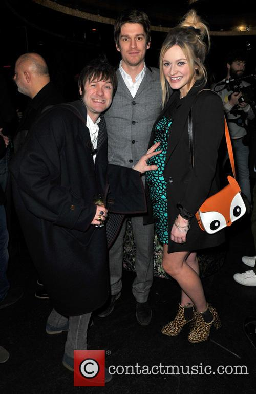 Tom Meighan, Jesse Wood and Fearne Cotton 10