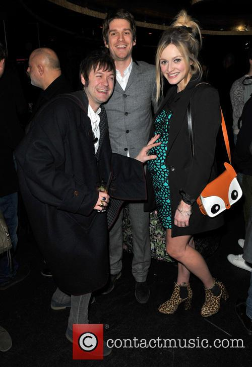 Tom Meighan, Jesse Wood and Fearne Cotton 7