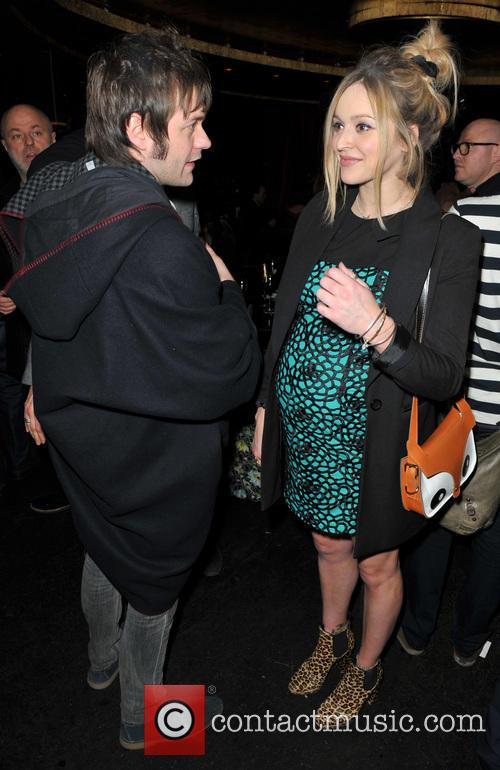 Tom Meighan, Jesse Wood and Fearne Cotton 8
