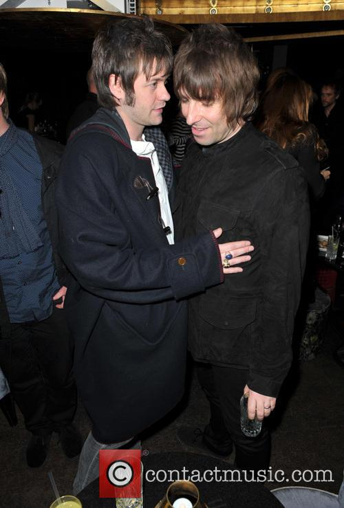 Tom Meighan and Liam Gallagher 5