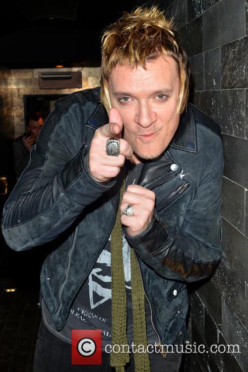 Liam Howlett Rock stars and celebrities attend Liam...