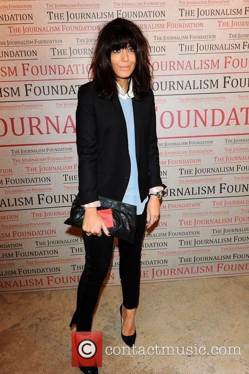 Claudia Winkleman,  at the A Priceless Evening...