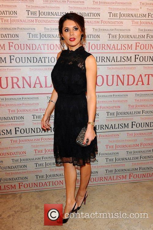 Danielle Lineker,  at the A Priceless Evening...